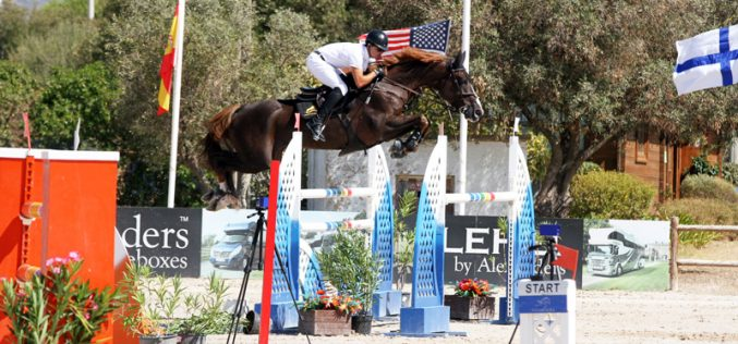 Vilamoura Champions Tour 2017: Portugal & Great Britain claim podium spots on day two