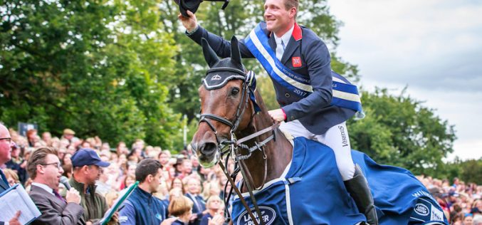 FEI Classics™: Oliver Townend (GBR) takes his second Burghley title with Ballaghmor Class