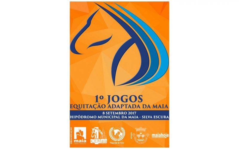 Primeiros Jogos de Equitação Adaptada na cidade da Maia – Homenagem a Manuel Armando Oliveira