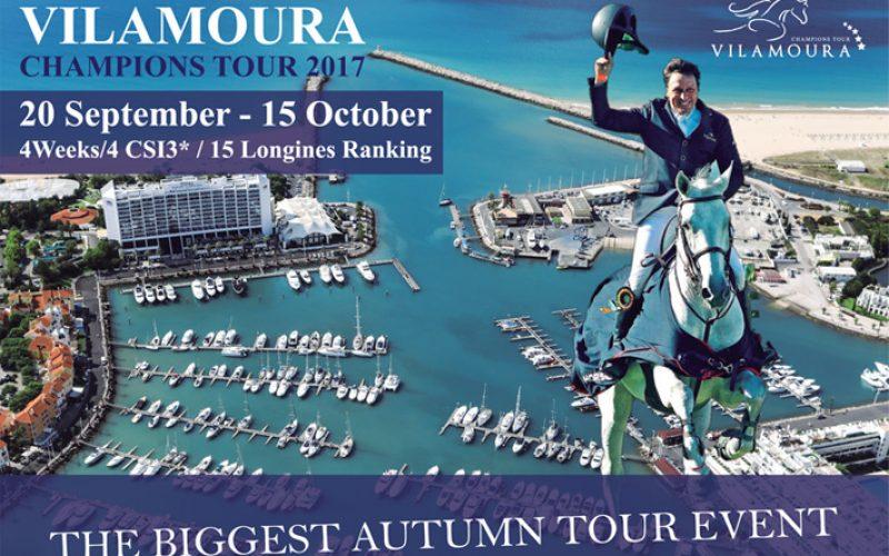 Vem aí a 5ª edição do Vilamoura Champions Tour…