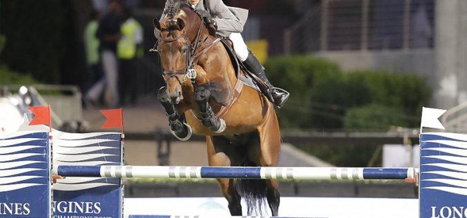 «Chaman» de Ludger Beerbaum despede-se da alta competição