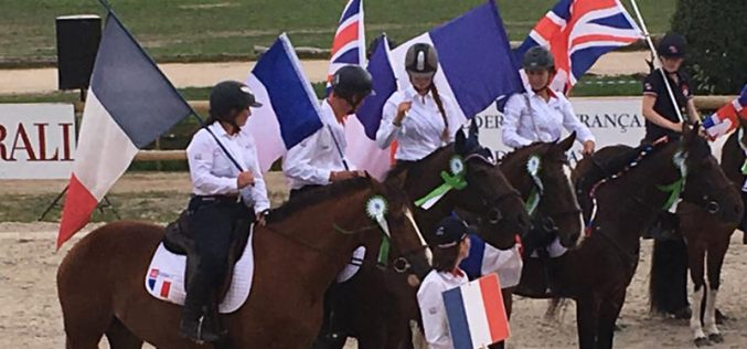 European Championships TREC Young Riders 2017