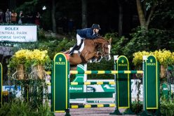 Kent Farrington delights the home crowd as he win the Rolex Grand Prix (VIDEO)