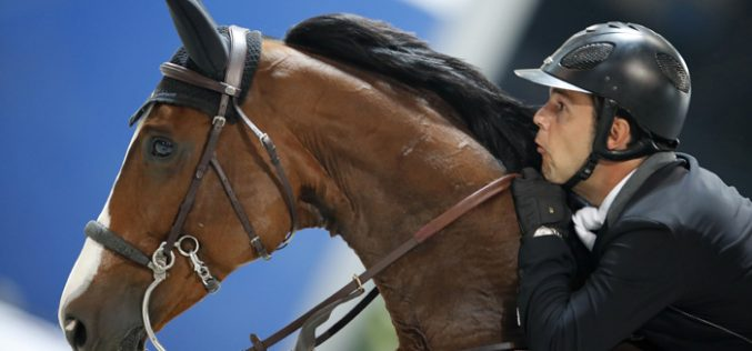 CSI5*-W Verona: Big build-up to tomorrow's Longines FEI World Cup