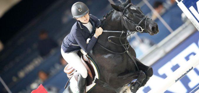 CSIP-PJT Verona: Molly Hughes Bravo subiu ao segundo lugar do pódio no Grande Prémio em Itália