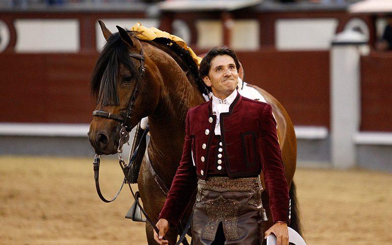 Diego Ventura recebe o prémio Leão da Baviera em Munique