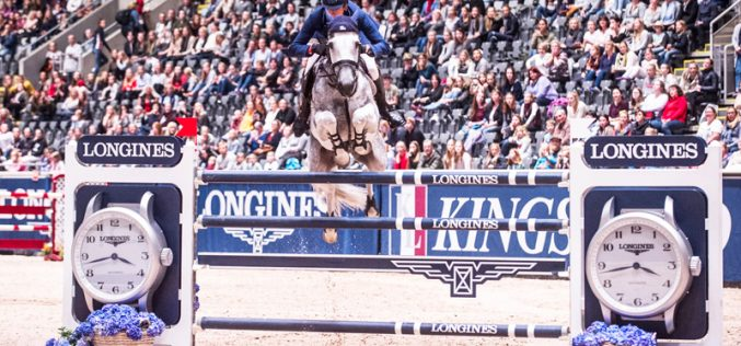 Longines FEI World Cup™ Jumping: Deusser wins electrifying opening leg in Oslo