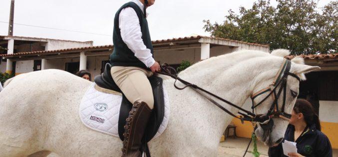 14ª prova de equitação (Special Olympics) realiza-se na Academia J Cardiga