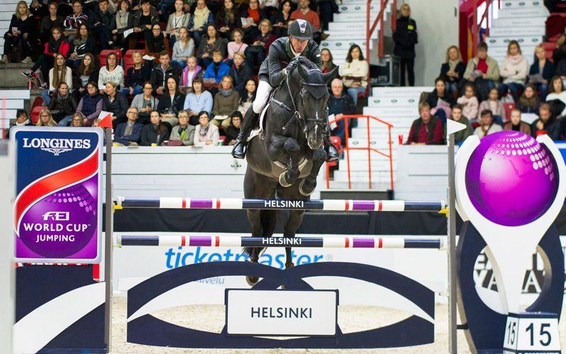 Longines FEI World Cup™ Jumping: Jur Vrieling vence em Helsínquia