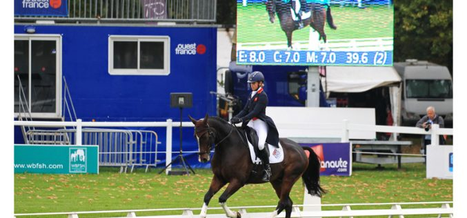 Mondial du Lion: Grã Bretanha e Nova Zelândia lideram em Le Lion d'Angers