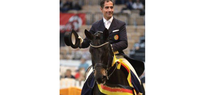 Campeonato de Cavalos Trakehner: Nuno Palma e Santos sobe ao primeiro lugar do pódio