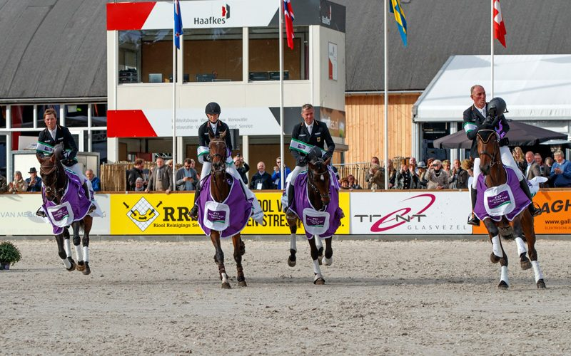 Germany crowned FEI Nations Cup™ Eventing champions 2017