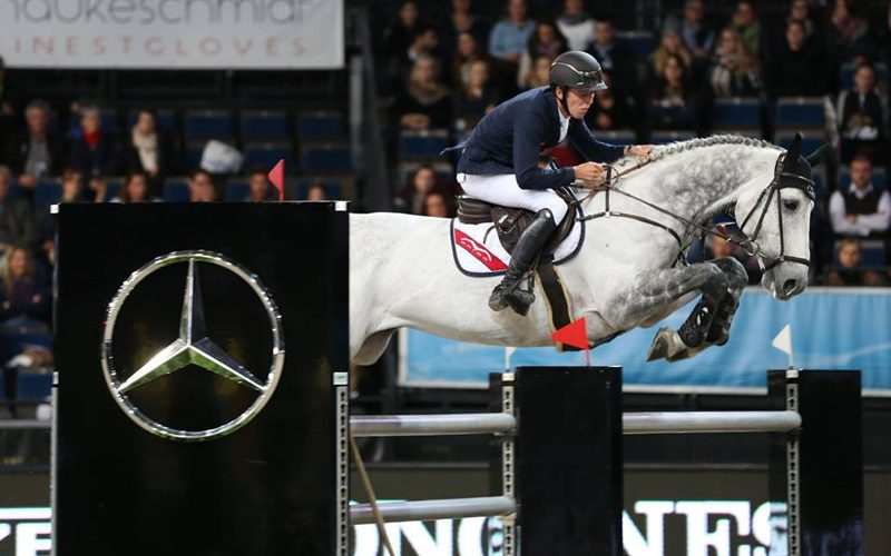 Bertram Allen makes winning start at Helsinki World Cup fixture