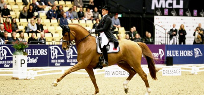 CDI-W Herning: Cathrine Dufour bate Isabell Werth (VÍDEO)