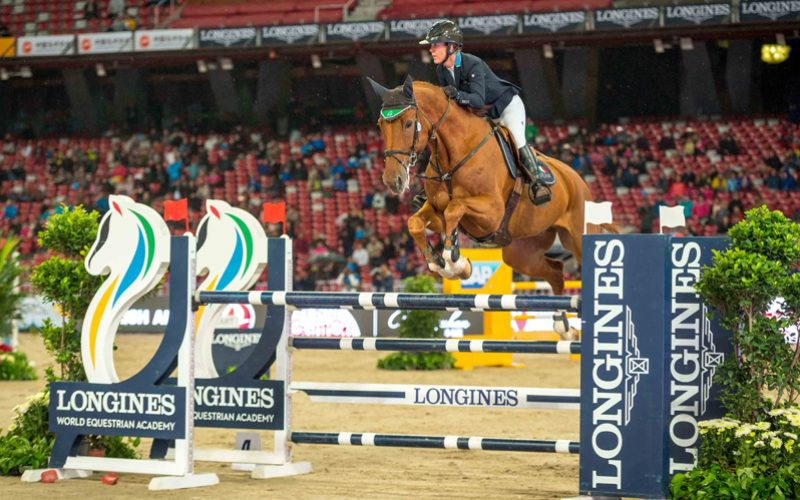 Beijing Masters 2017: Team Lauren Hough wins the team jumping competition