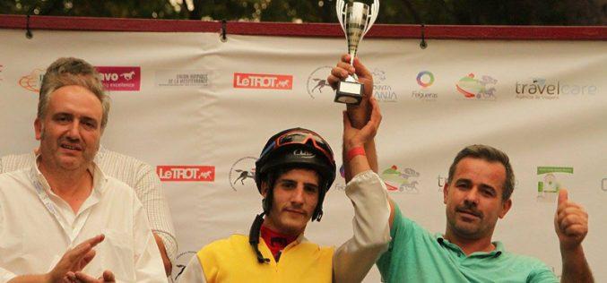 Tarek e Va Seb de Cormon vencem GP de Sprinters