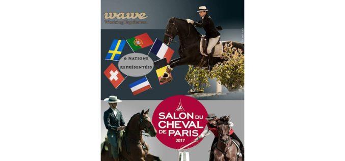 Equipa Portuguesa de Equitação de Trabalho a caminho de Paris