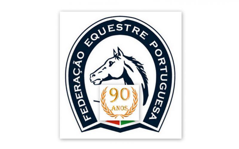 Comemoração dos 90 anos da Federação Equestre Portuguesa