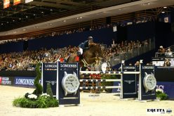 CSI5*-W Lyon: Victory for Simon Delestre and Hermès Ryan