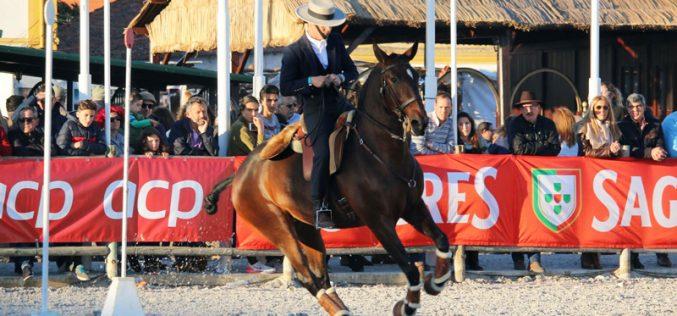 Vasco Mira Godinho conquista a Taça de Portugal de Equitação de Trabalho