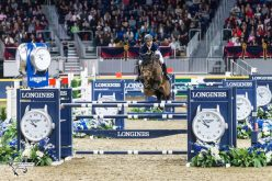 Farrington's World Number one dominance on display in Longines victory at Toronto