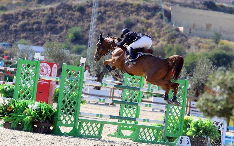CSI2* Mijas: Cavaleiros portugueses destacam-se em Espanha