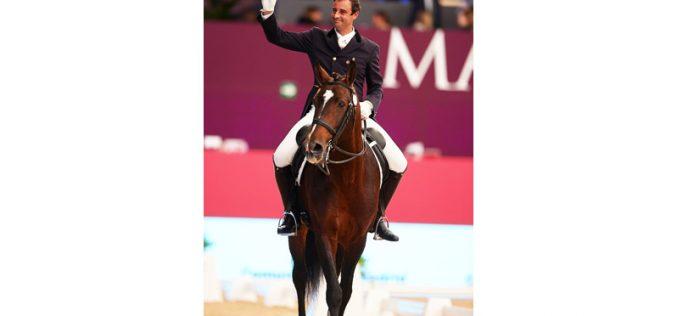 CDI5* Madrid: Rodrigo Moura Torres conquista terceiro lugar do pódio em Espanha