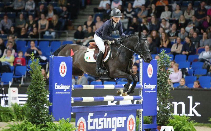 FEI Ponies Jumping Trophy: Molly Hughes Bravo carimba passaporte para a final em Mechelen (VÍDEO)