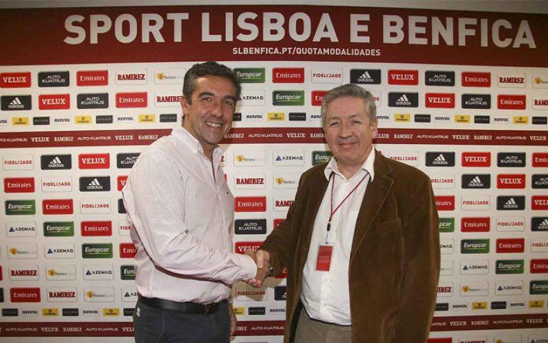 Parceria do Benfica com Daniel Pinto renovada
