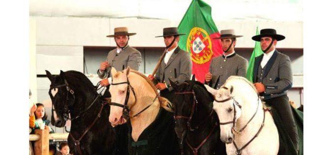 Salon du Cheval: Ouro Individual e por Equipas para Portugal em Paris