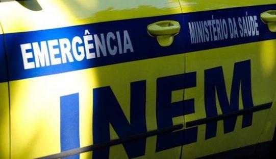 IC19 esteve condicionada em Queluz após acidente com cavalo