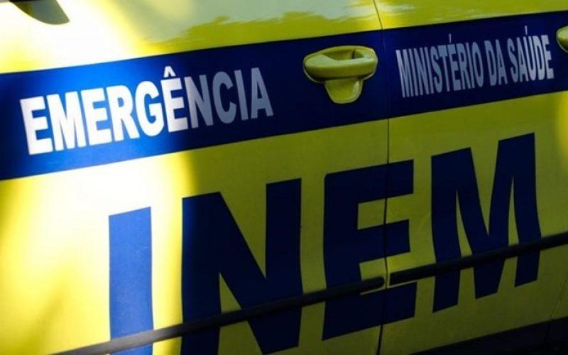 Insólita 'colisão' entre três cavalos faz quatro feridos em Braga