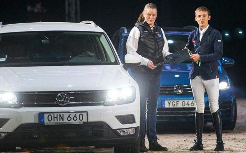 CSI4* Estocolmo: Bertram Allen conquista o seu décimo automóvel…