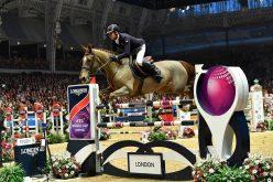 Julien Epaillard, takes Olympia leg by storm