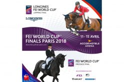 The Longines FEI World Cup Finals back to mythical venue