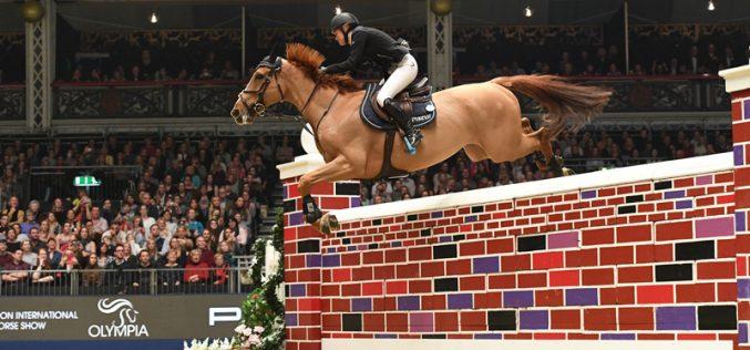 Laura Renwick ganha a Potência do Olympia