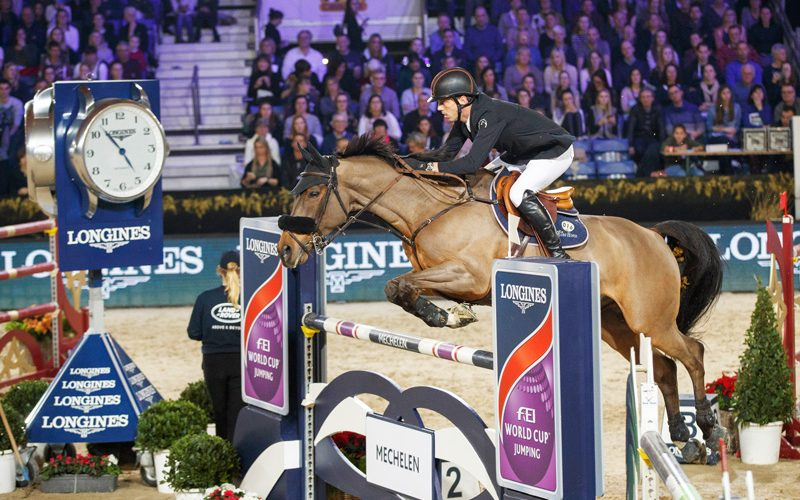 Smolders is the master at Mechelen
