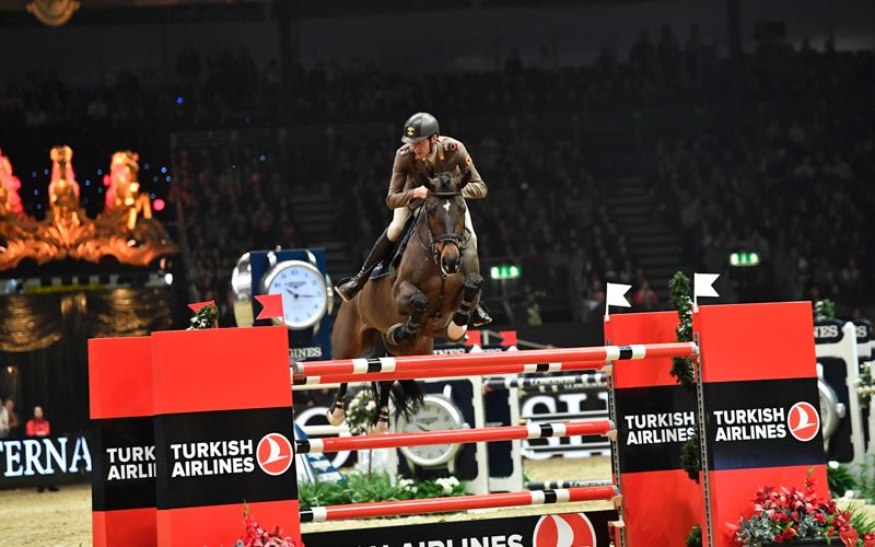 Italian Alberto Zorzi claims the Grand Prix at Olympia