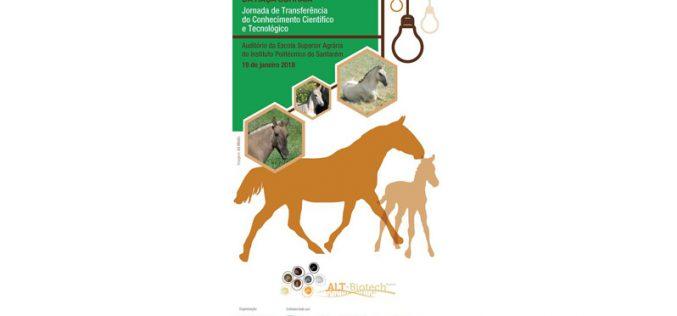 Workshop sobre Biotecnologias Reprodutivas Aplicadas à Espécie Equina – o caso do Cavalo do Sorraia