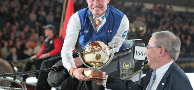 Mechelen: Holandês Bram Chardon conquista magnífico triunfo (VÍDEO)
