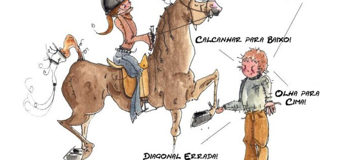 Considerações sobre o ENSINO DA EQUITAÇÃO: Equitadores, Instrutores e inquietadores Equestres…