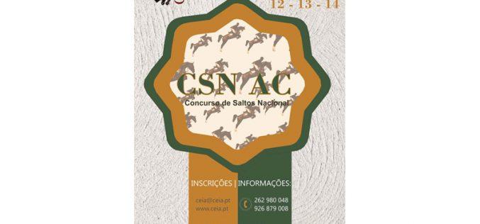 CSN A/C 2018: Cerca de 150 conjuntos inscritos no CEIA