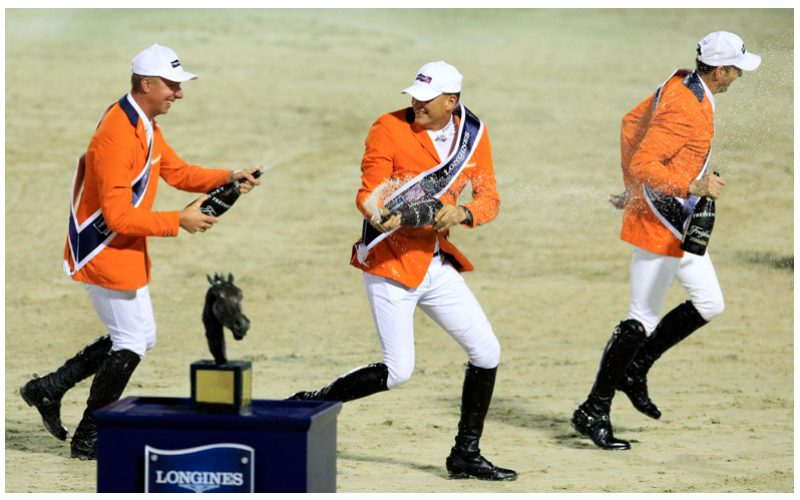 Brand new Longines FEI Jumping Nations Cup™ series launches next month