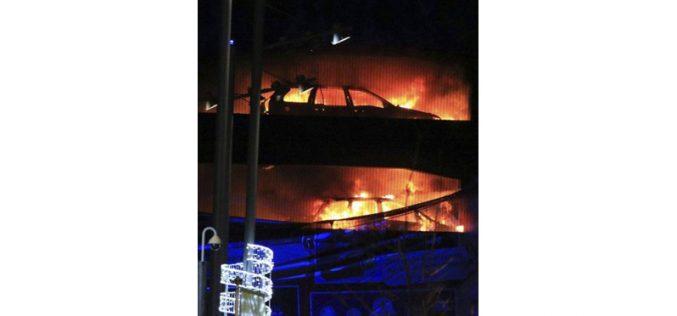 CSI4* Liverpool: Incêndio obrigou ao cancelamento do Grande Prémio