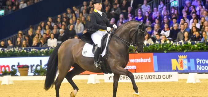 Germany's Werth and Weihegold are awesome in Amsterdam (VIDEO)