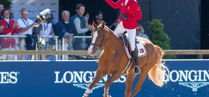 «Fit for Fun 13» de Luciana Diniz o 3º cavalo mais ganhador em 2017