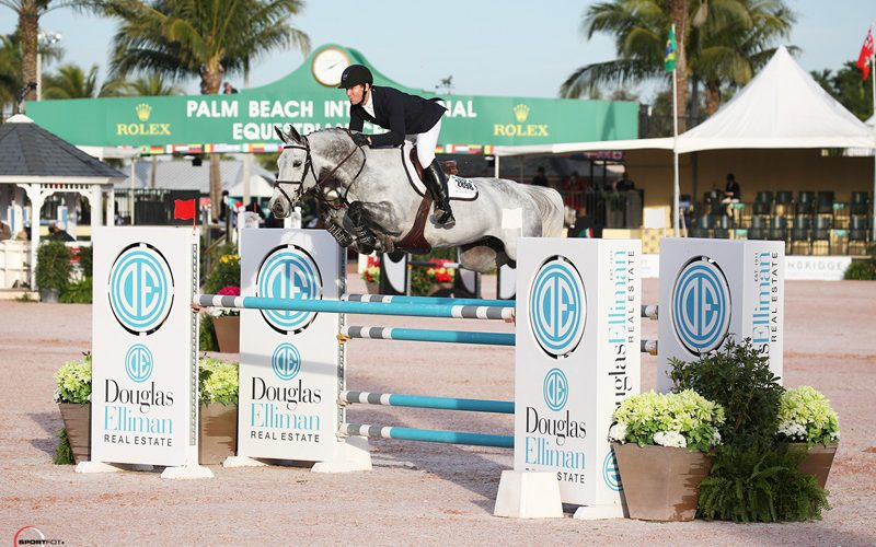 WEF 2018: McLain Ward Repeats Opening 1.45m Win in Second Week