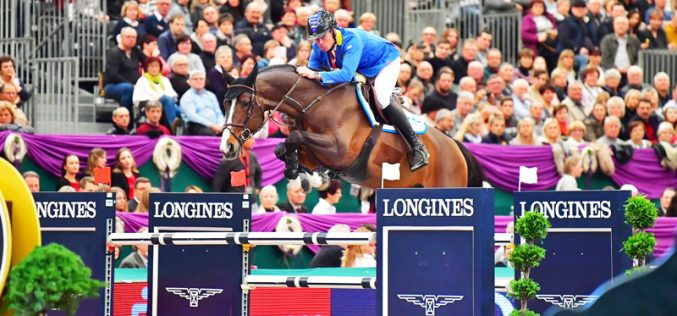 Taloubet triumphs one last time for Germany's Christian Ahlmann at Leipzig (VIDEO)