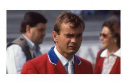 Faleceu o cavaleiro olímpico Willi Melliger
