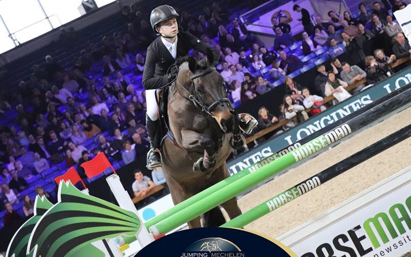 FEI Ponies Jumping Trophy: Irlandeses dominaram o pódio na final